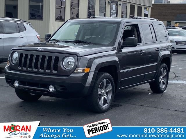 Certified Pre-Owned 2017 Jeep Patriot High Altitude