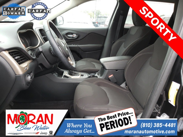 Certified Pre-Owned 2016 Jeep Cherokee Latitude