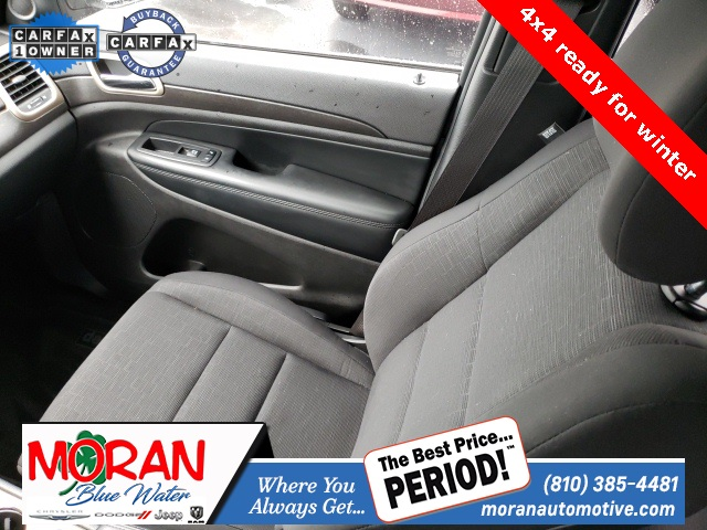 Certified Pre-Owned 2017 Jeep Grand Cherokee Laredo