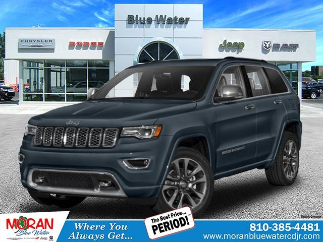 Jeep Grand Cherokee Overland >> New 2020 Jeep Grand Cherokee Overland 4x4