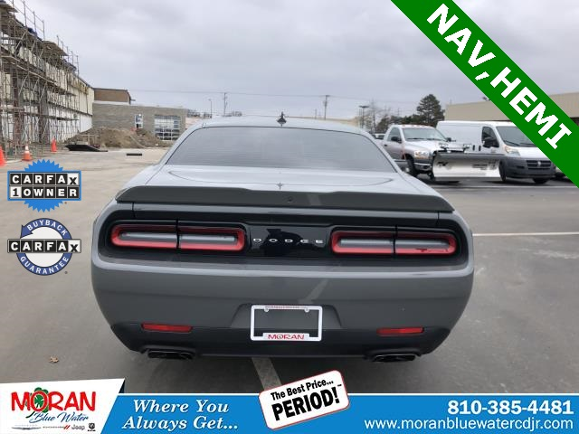 Certified Pre-Owned 2018 Dodge Challenger R/T