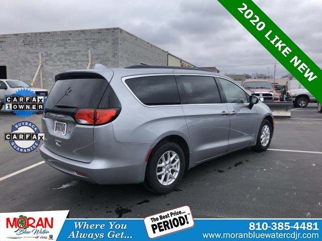 Certified Pre-Owned 2020 Chrysler Voyager LXI
