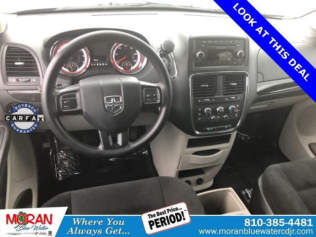 Certified Pre-Owned 2015 Dodge Grand Caravan SE