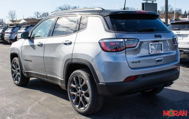 New 2020 JEEP Compass High Altitude