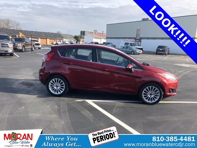 Pre-Owned 2014 Ford Fiesta Titanium