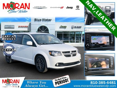 Certified Pre-Owned 2019 Dodge Grand Caravan GT