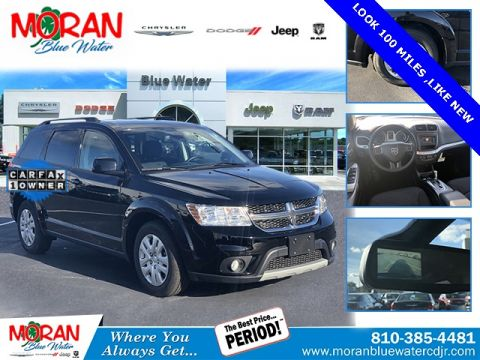 Pre-Owned 2019 Dodge Journey SE