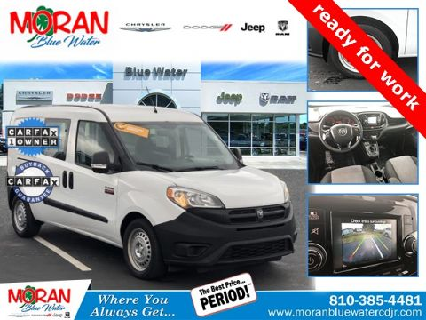 Certified Pre-Owned 2017 Ram ProMaster City Base